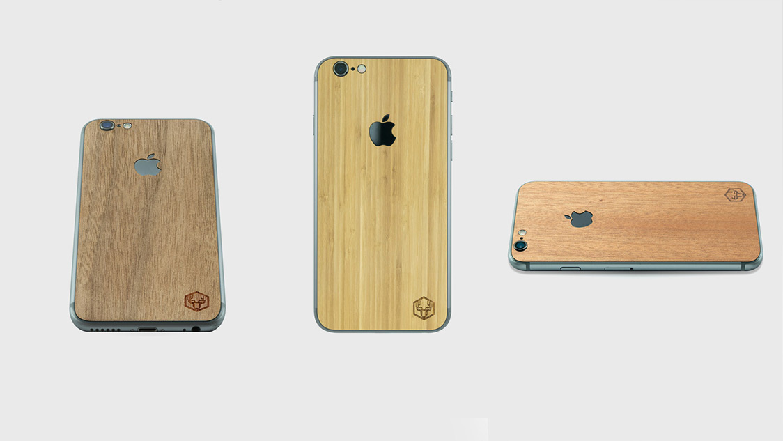 appelhout iphone covers